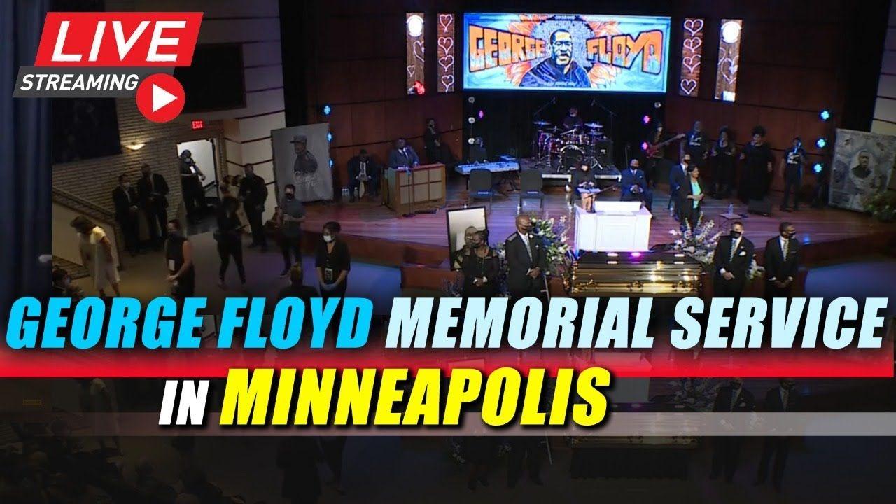 44+ George Floyd Memorial Service Live