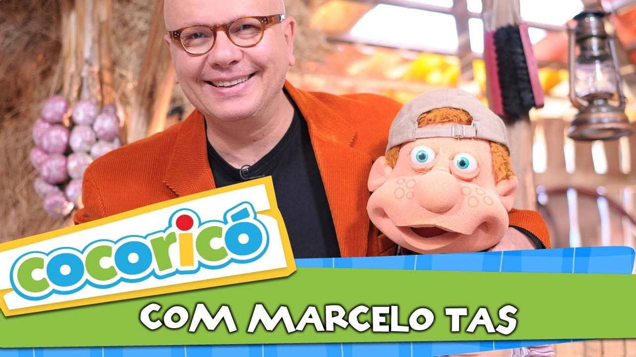 TV Cocoricó com Marcelo Tas - 01/05/13