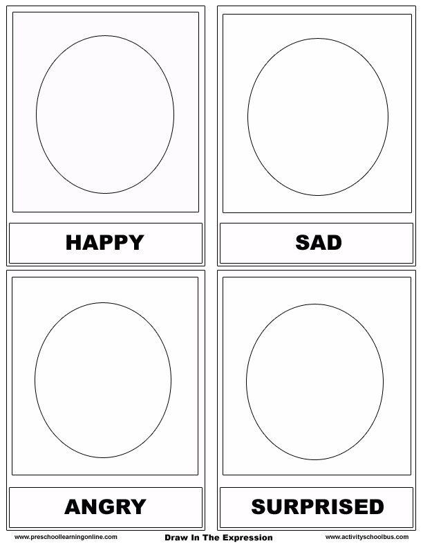 Emotions Emotions Preschool Feelings Activities Emotions Activities Printable preschool feelings worksheets