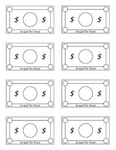 Beautiful Free Printable Play Money | Free Printable Play Money Templates Kids Image  Search Results