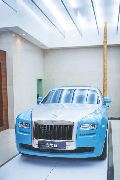 Rolls Royce Ghost | Keep The Glamour ♡ ✤ LadyLuxury ✤
