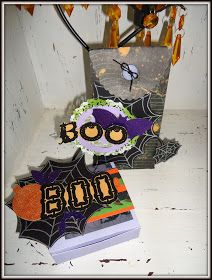 Chattering Robin's: Boo - It's Halloween time!!