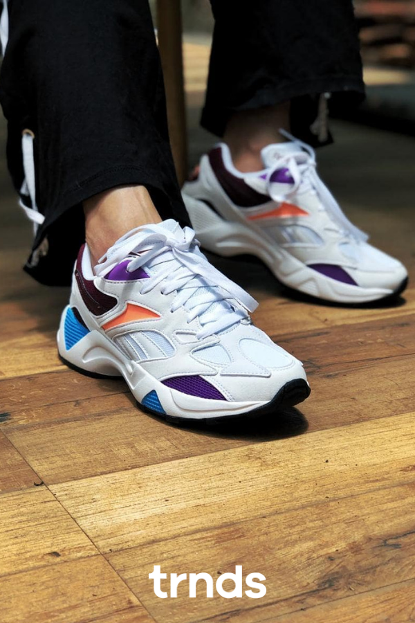 Details about Shoes Aztrek 96 Reebok Pink Women