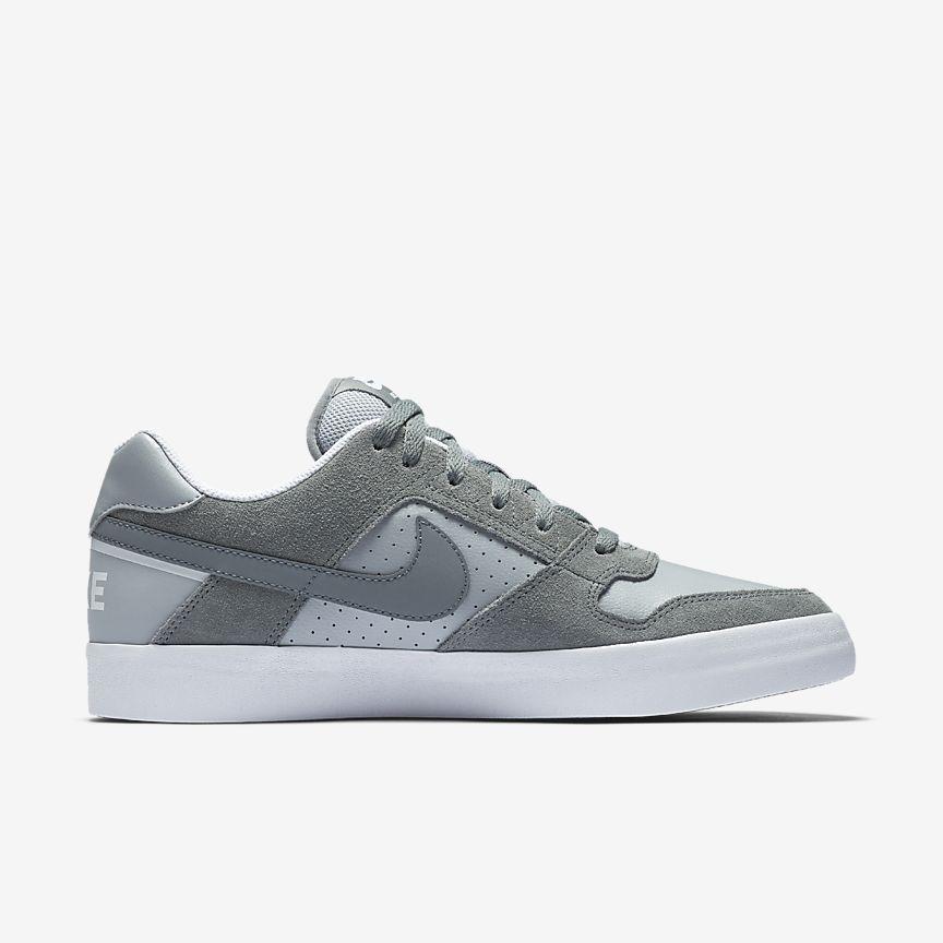 newest 16617 2bef3 Nike SB Delta Force Vulc Mens Skateboarding Shoe