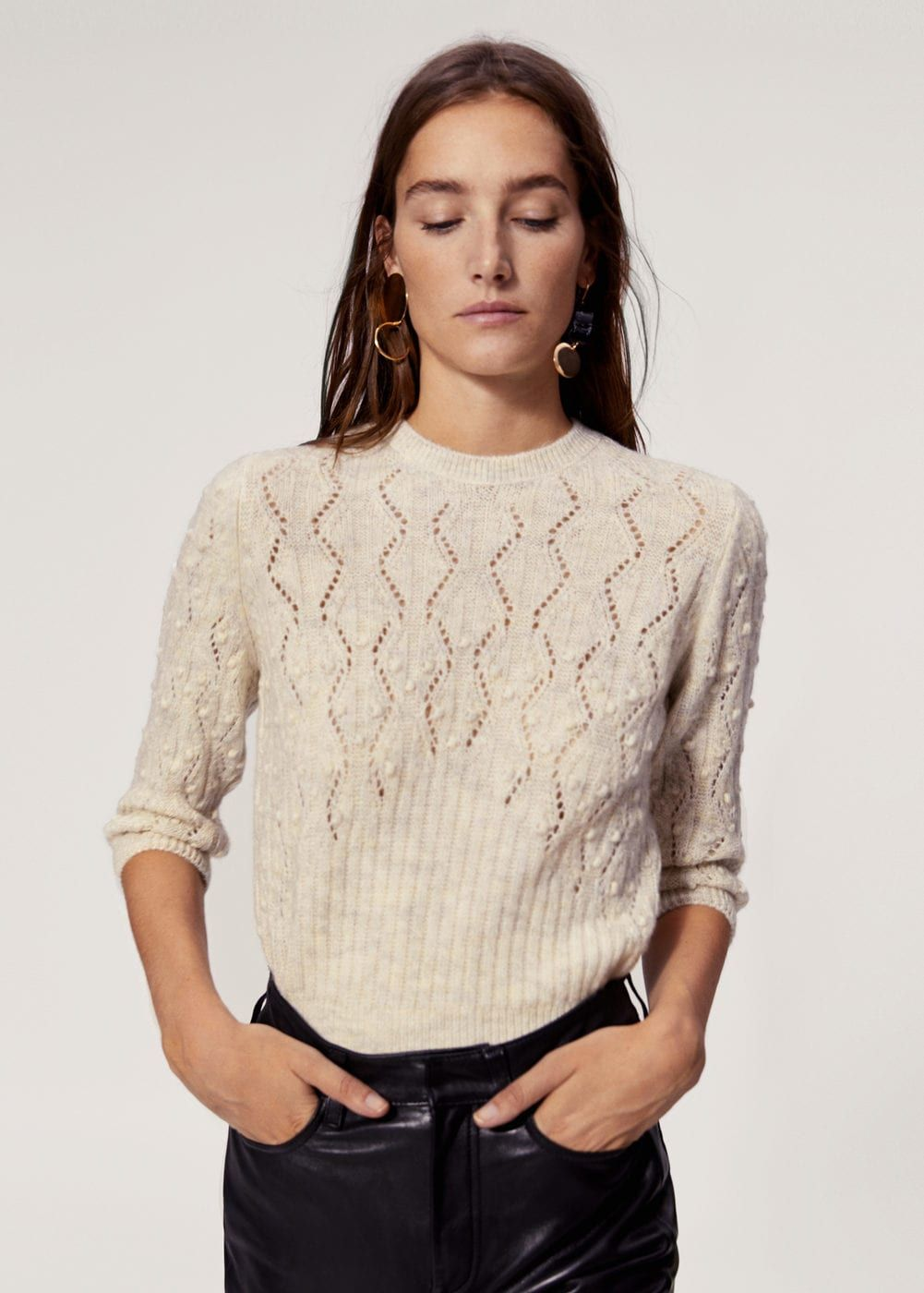 Openwork Cable WomenStyle Pinterest Sweater Knit Shop MVUpqSGz