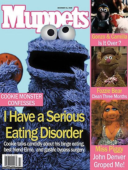 Pin By Bobby Rickerby On Memes N Stuff Monster Cookies Muppets Muppets Funny