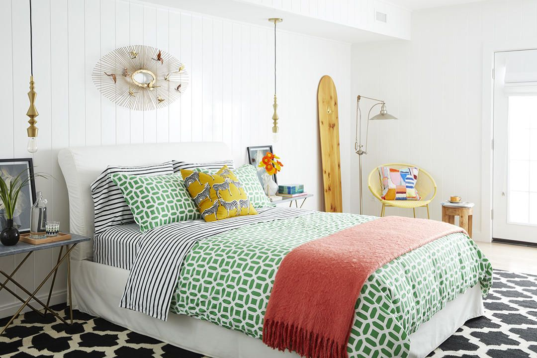 Tips for Decorating With Pantone's 2019 Color of the Year ... Better Homes And Gardens Decorating Guest Bedroom on real life bedroom decorating, bedroom colors home and garden decorating, seventeen bedroom decorating, martha stewart bedroom decorating, better homes and gardens entryway decorating, country home bedroom decorating, better homes gardens room additions,