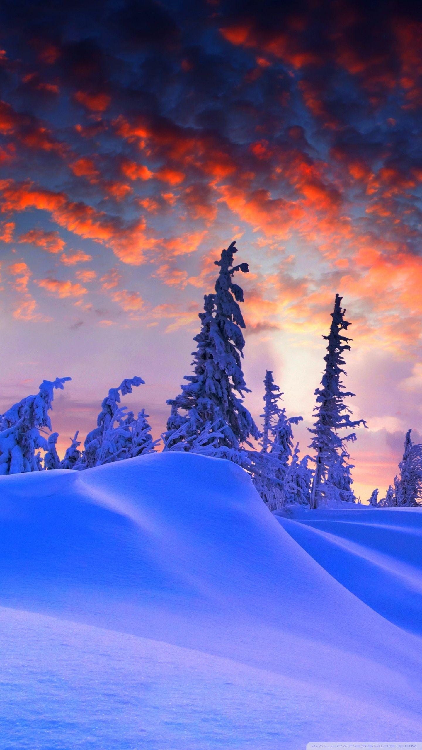 Full HD 1440x2560 Wallpapers Img 12 Природа, Облака, Обои
