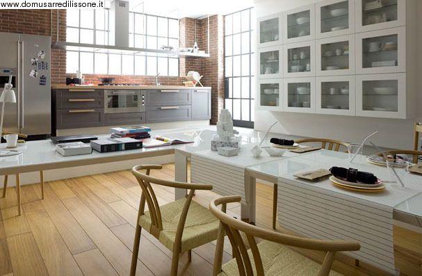 Veneta Cucine Modello California.Anta Telaio Laccato Veneta Cucine Arredamento Cucina Cucine