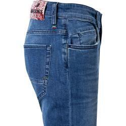 Mason's Jeanshose Herren, Baumwolle, blau Mason´s