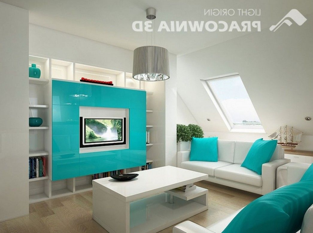 50 Turquoise Room Decorations Ideas And Inspirations  Room Ideas Prepossessing Turquoise Living Room Decorating Inspiration