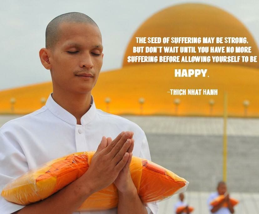 Thich Nhat Hanh...