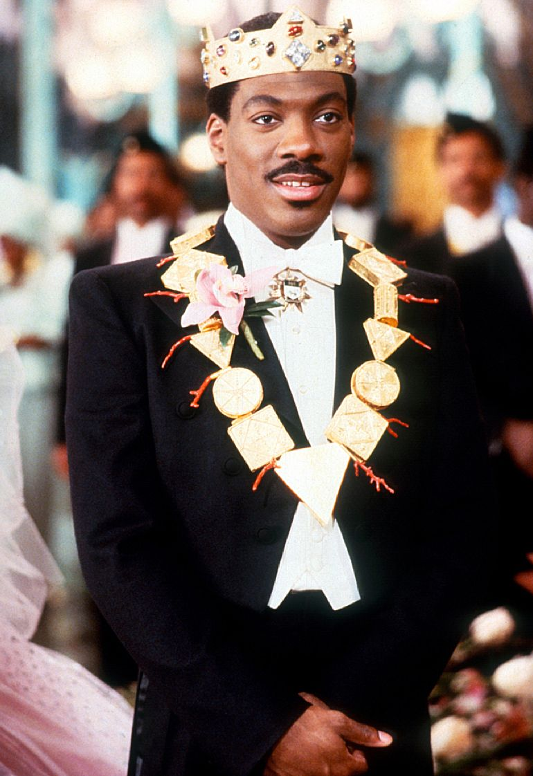 How can i watch coming to america 2 on my tv