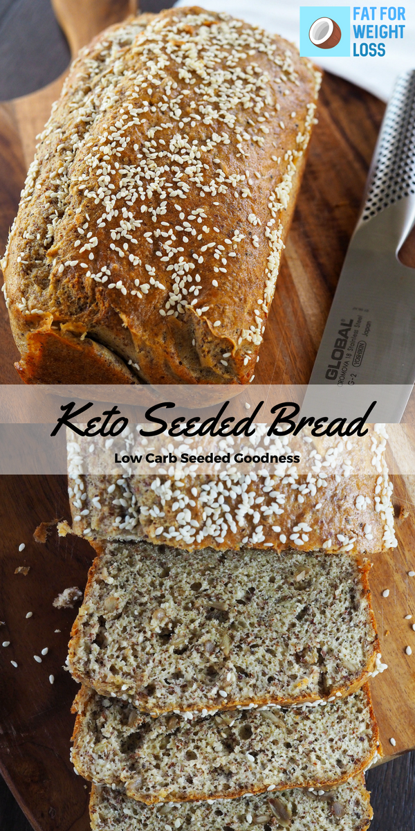 fat for weight loss bread recipe
