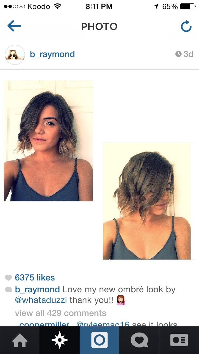 Brittany Raymond S Hair Yes Cool Hairstyles Short Hair Styles Hair Styles