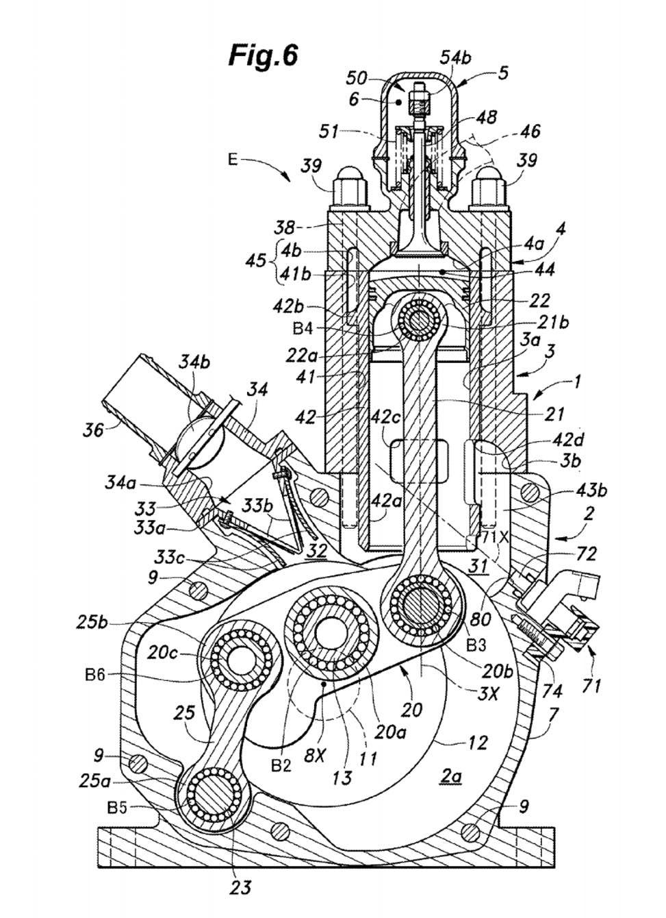 Dirt Bike Two Stroke Engine Diagram Wiring Data 2 Cycle Images Gallery