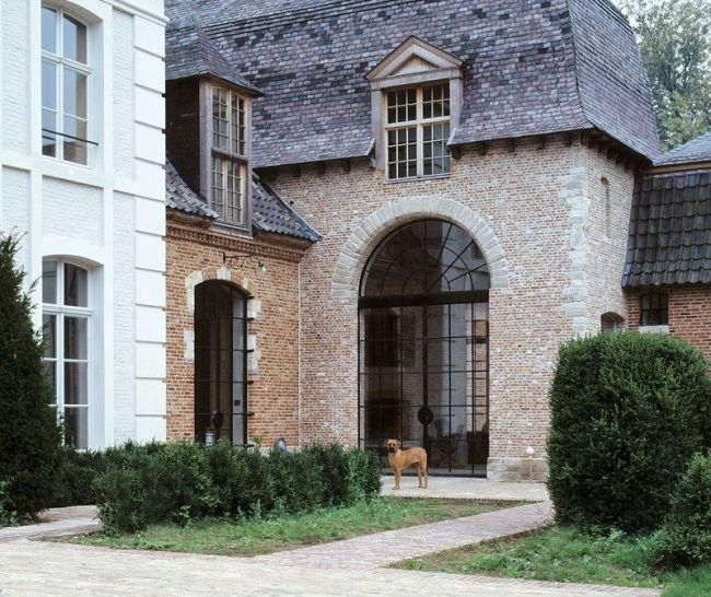 Rik storms ancient building materials incredible for Exterior building materials