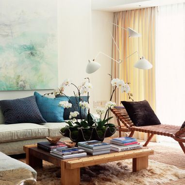 Eclectic Living Room Design Ideas, Pictures, Remodel and Decor