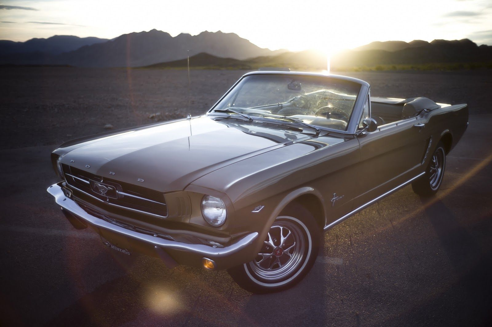 1964 1/2 Ford Mustang For sale by Viva Las Vegas Autos. Photo by ...