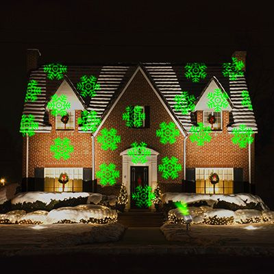 Turn Your Home Into A Dazzling Laser Show For The Holidays Your