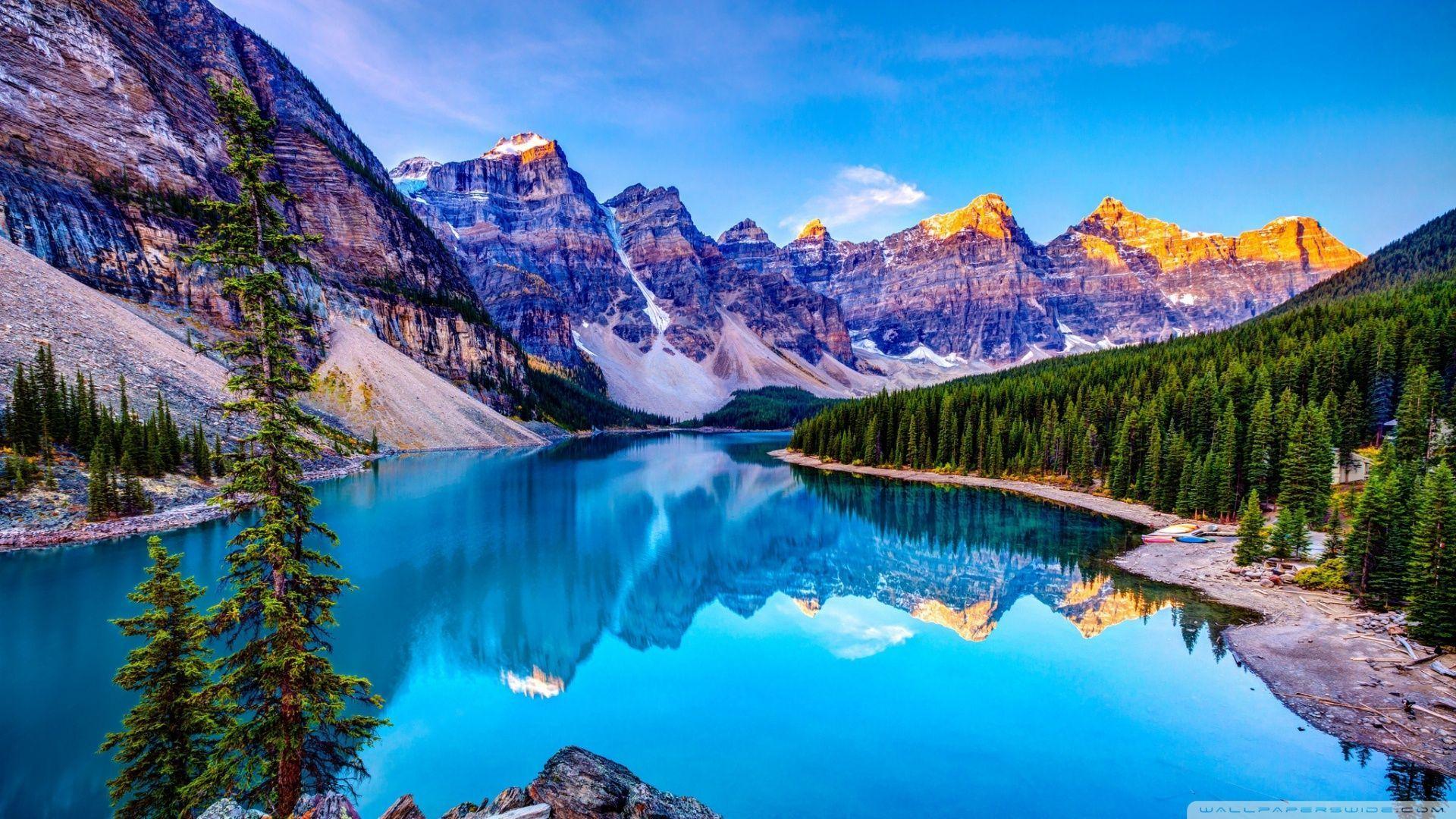 Desktop Wallpaper 4k Canada - Wallpaper
