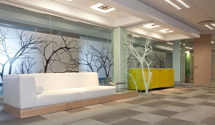 Vinyl Window Graphics Perforated Vinyl Window Decals Pinteres - Window decals for office doors