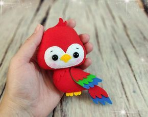 Photo of Parrot Gifts For Boyfriend Birthday Decorations For Party Macaw Bird Tropical Decor Baby Shower Favours Pirate Party Favors Ara Parrot Macaw