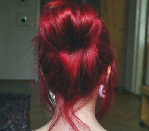 Photo of capelli rossi