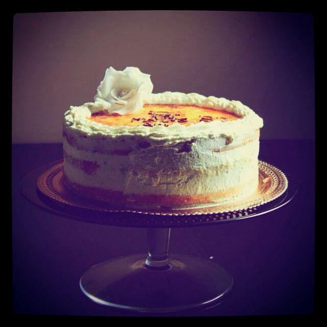 Lemon Saint Marcus cake / Pastís Sant Marc de llimona / Tarta San Marcos de limón