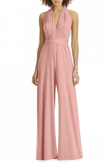 Convertible Jumpsuit Infinity Bridesmaid jumpsuit / Jumper #bridesmaidjumpsuits