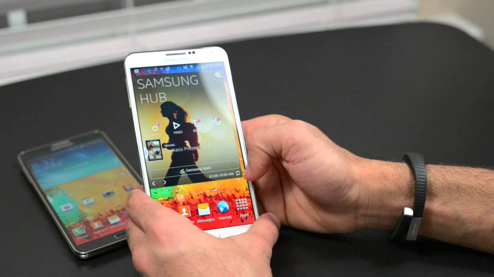 Samsung Galaxy Note 3 Revisited