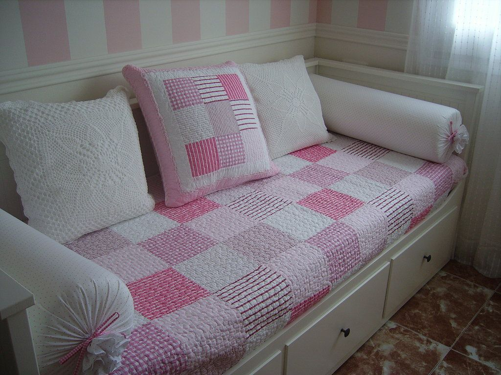 fotos divan hemnes de ikea p g 19 decorar tu casa es dormitorio julia. Black Bedroom Furniture Sets. Home Design Ideas