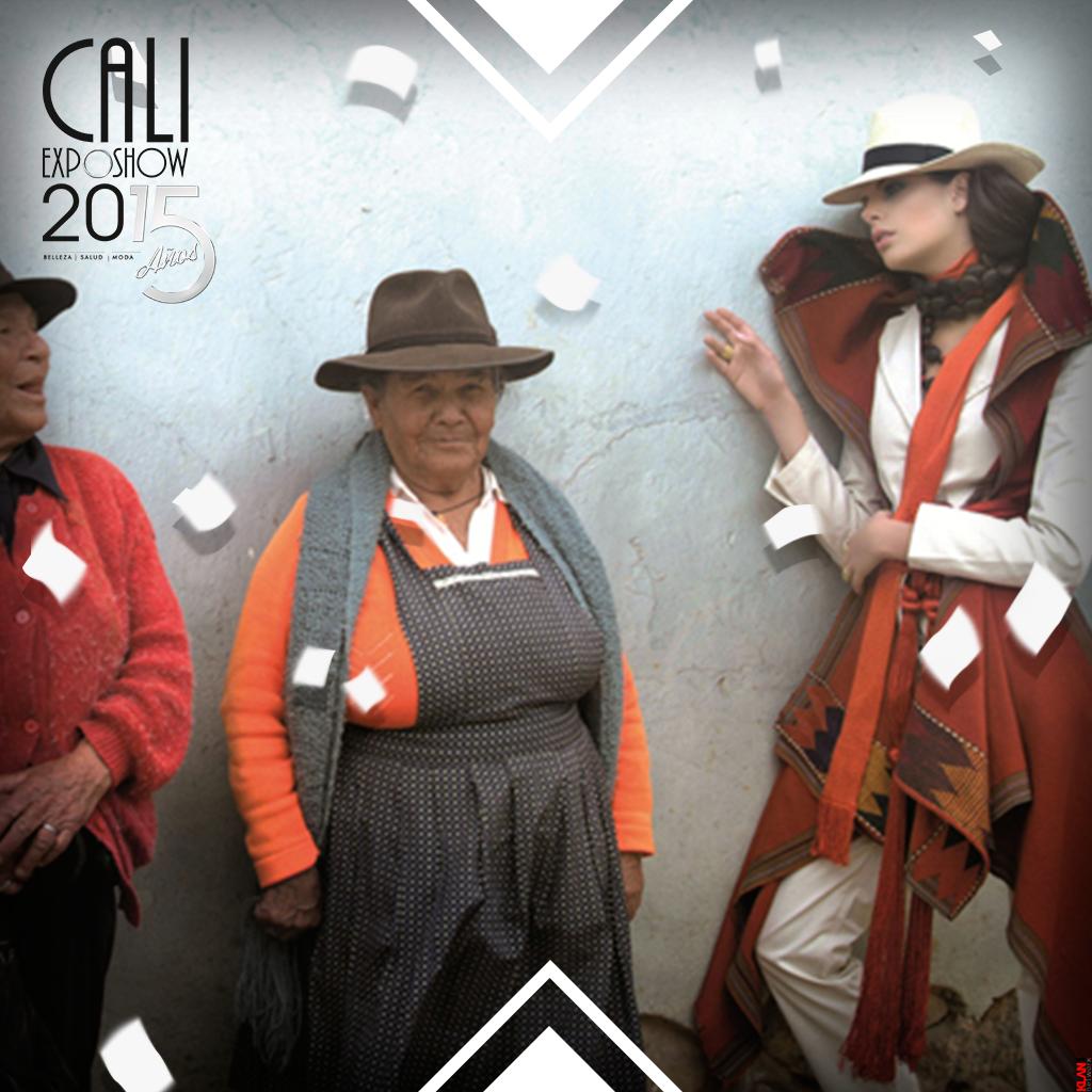 #DatoCurioso: Los diseños de Adriana Santacruz son elaborados artesanalmente por indígenas de las comunidades que formaron lo que hoy es Nariño.