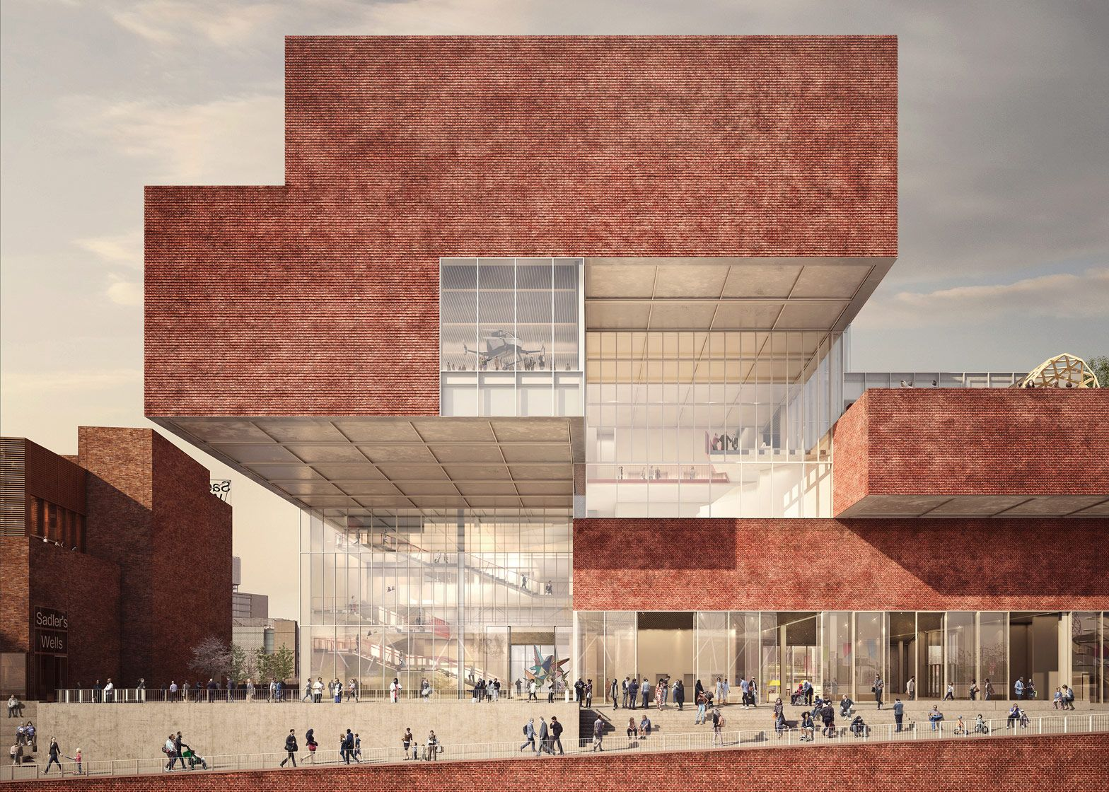 Designs Have Been Unveiled For The New 1 3 Billion Cultural