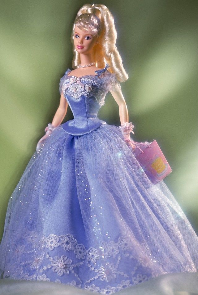 Birthday Wishes™ Barbie® Doll 2001   Barbie Collector 2001