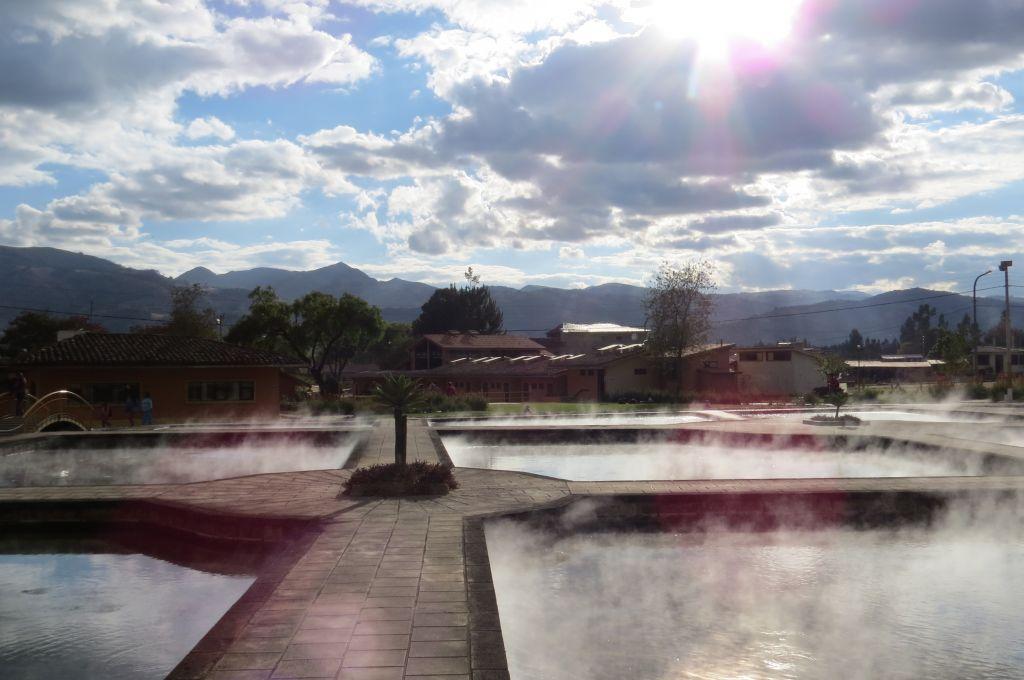 Baños del Inca, Inca Baths, Cajamarca, Peru http://www.miviajedepromocion.com/