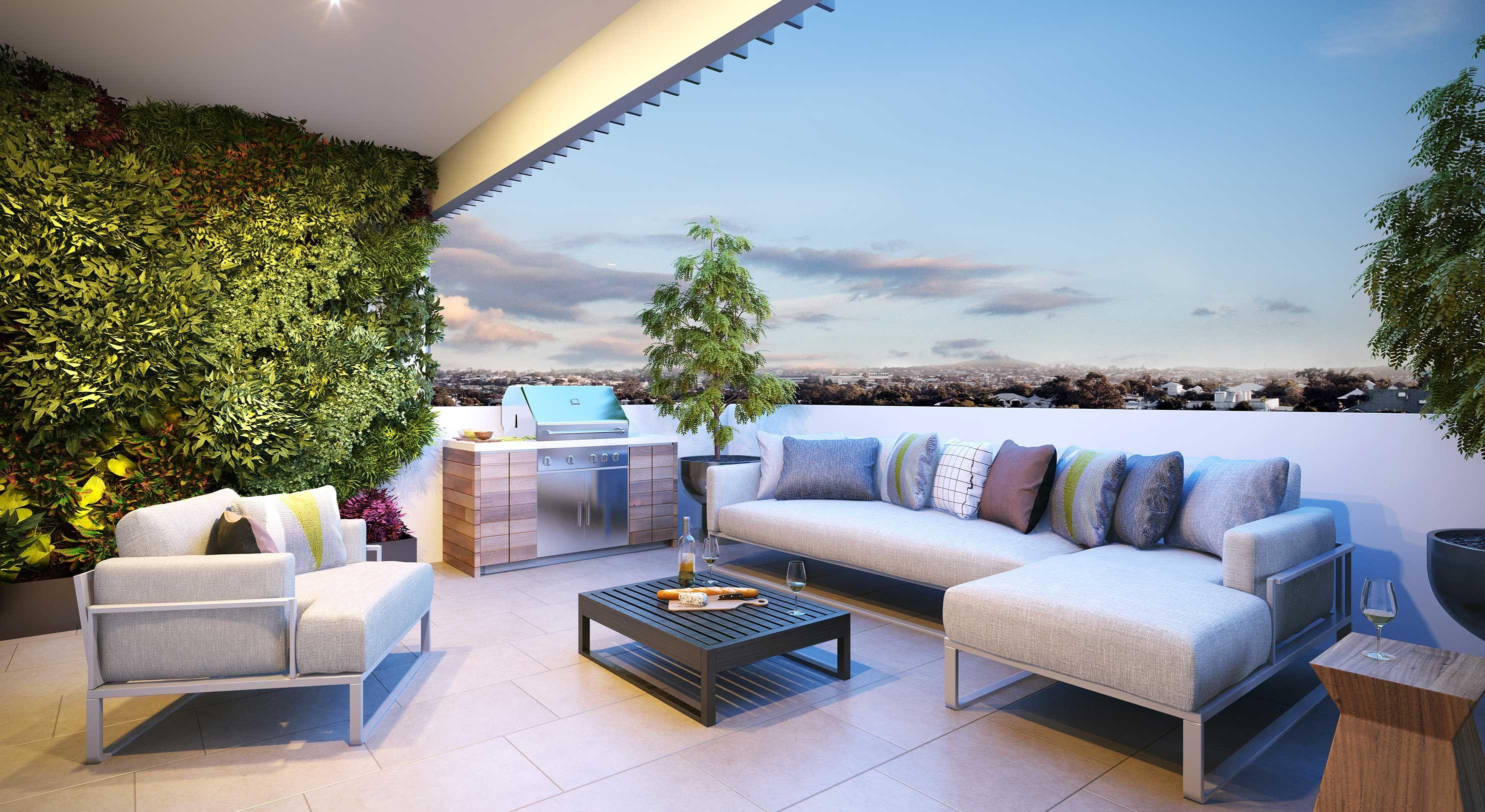 terraza chill out barbacoa | Decoración terrazas | Pinterest ...