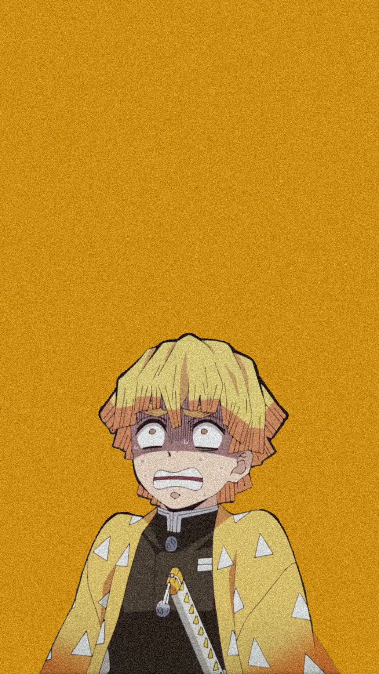 demonslayer kimetsunoyaiba anime lockscreen art