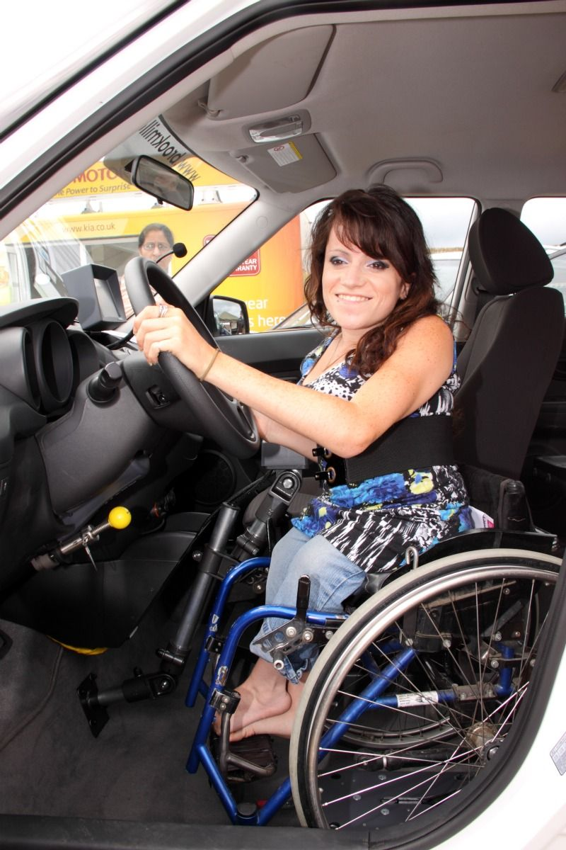 Accessible van Wheelchair accessories, Disability