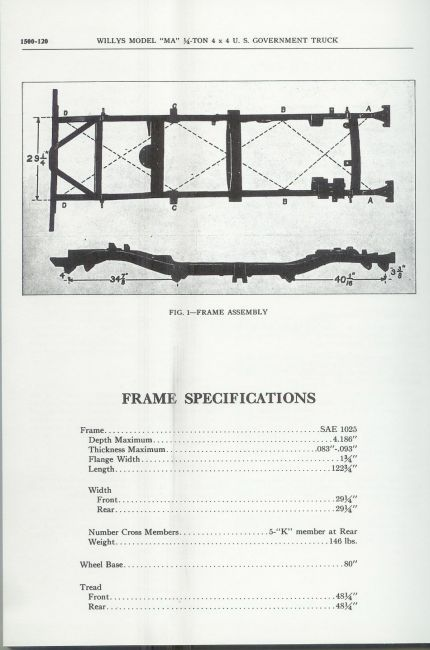 For truck building - 1940 Ford chassis dimensions | Makieta ...