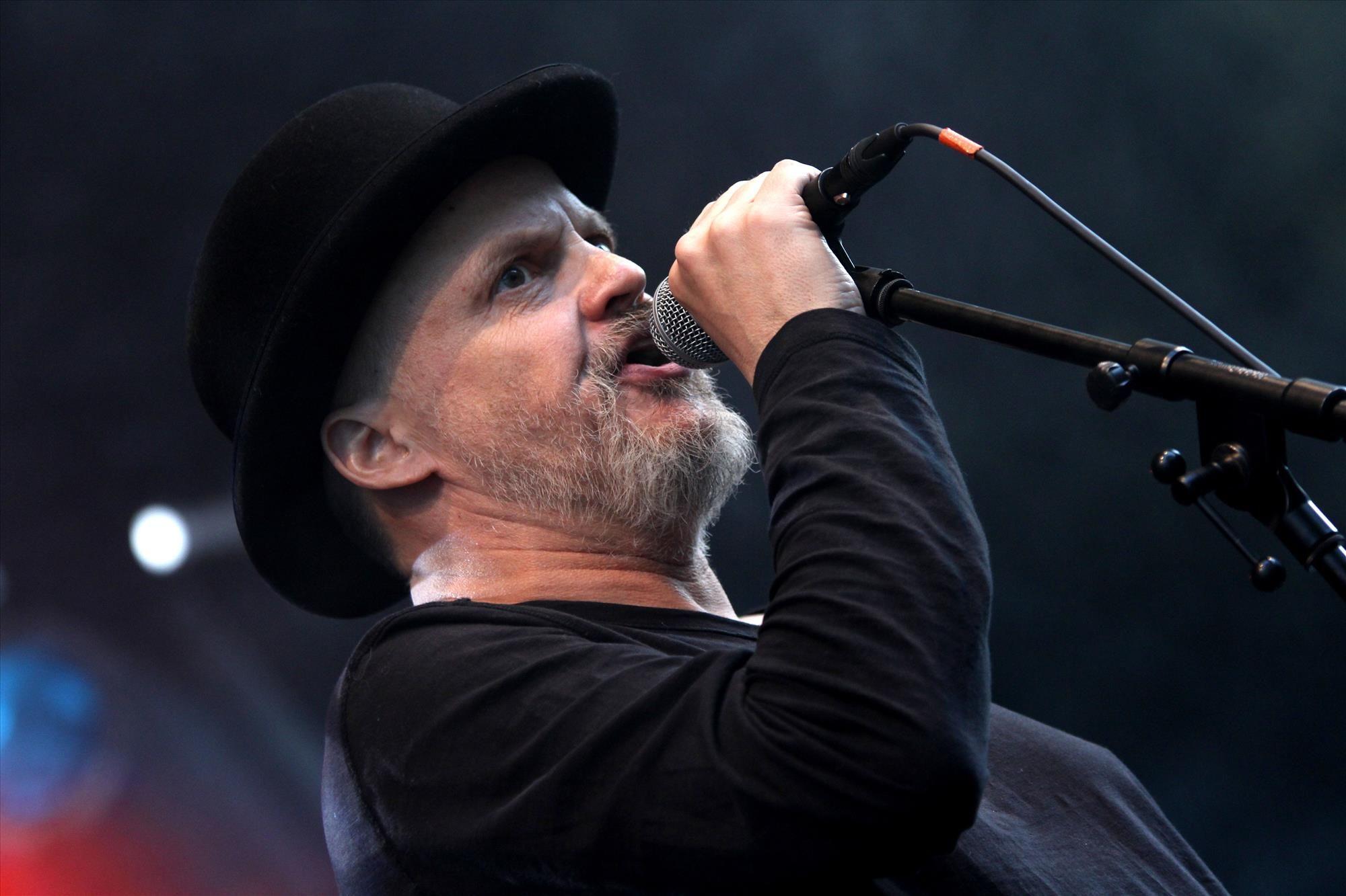 """Hubert Kahsang ausschließlich Titel seines Albums """"RockArt"""". (Foto: Björn Othlinghaus). Einen gesanglich exzellenten, aber extrem eigenwilligen und deshalb leider wenig beachteten Gig…"""