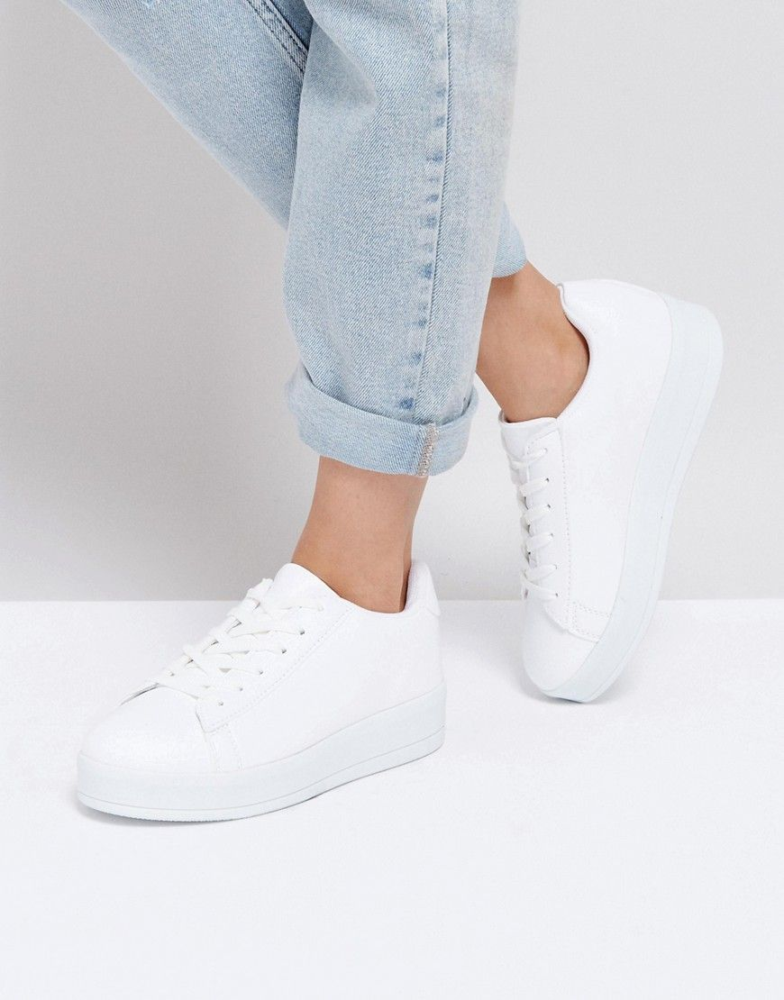 New Look Chunky Flatform Sneaker