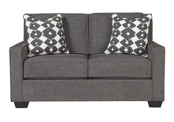 Brace Loveseat Love Seat Furniture Prices Modern Grey Loveseat