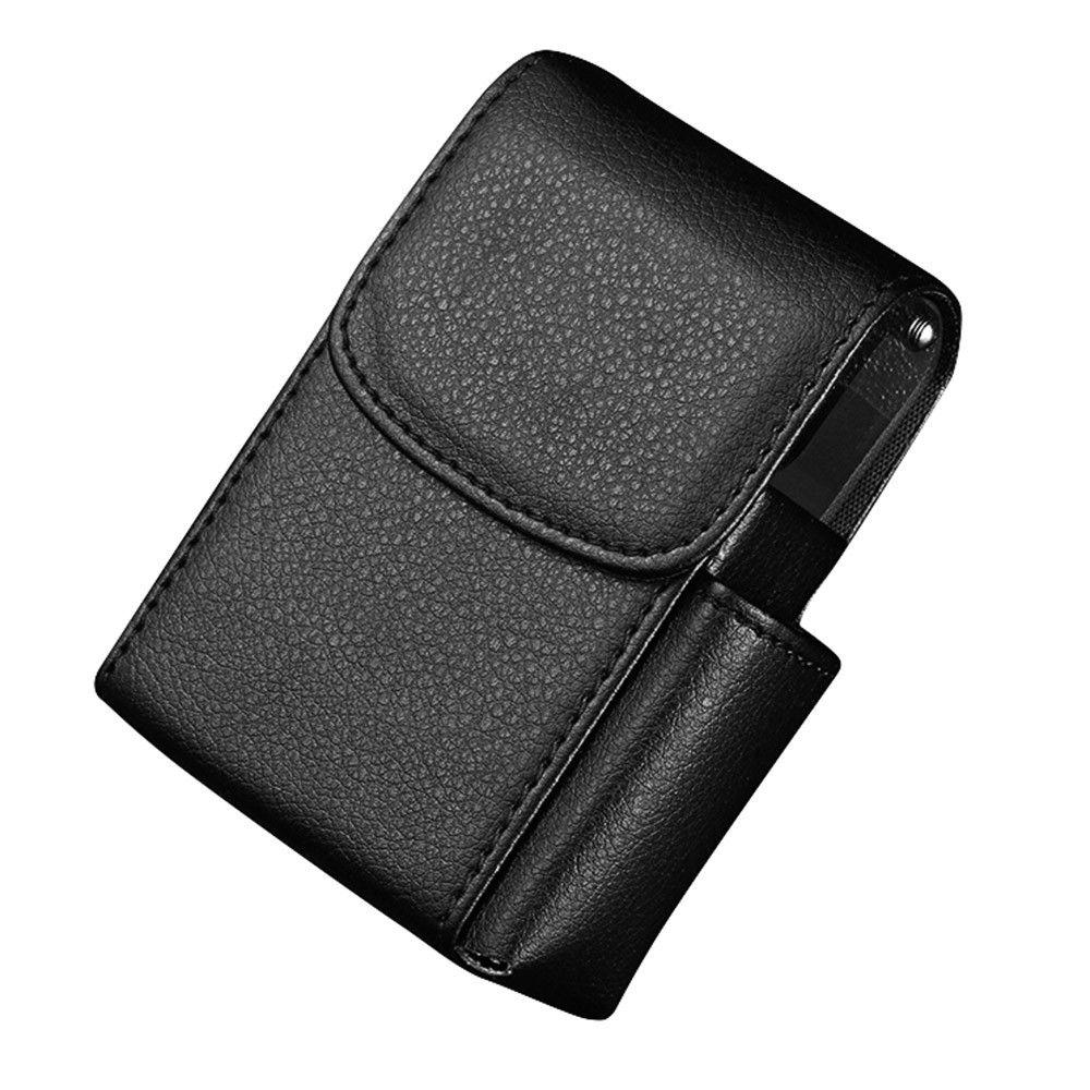 Luxury Men Women PU Leather Name Card Bank Credit Card Holder ...