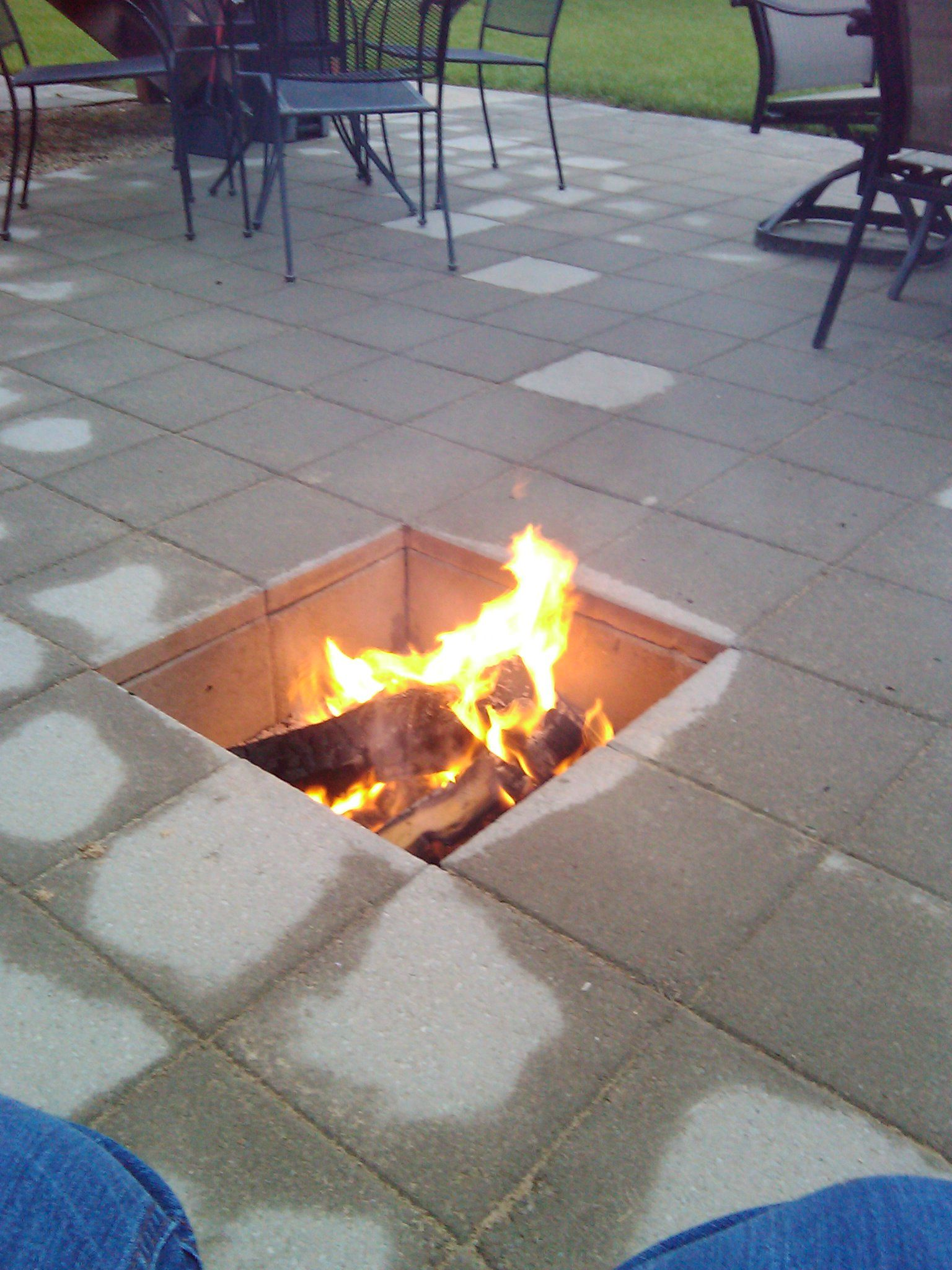 I Like The Idea Of A Sunken Fire Pit. Donu0027t Care For The · Versunkene  FeuerstellenSitzgelegenheiten ...