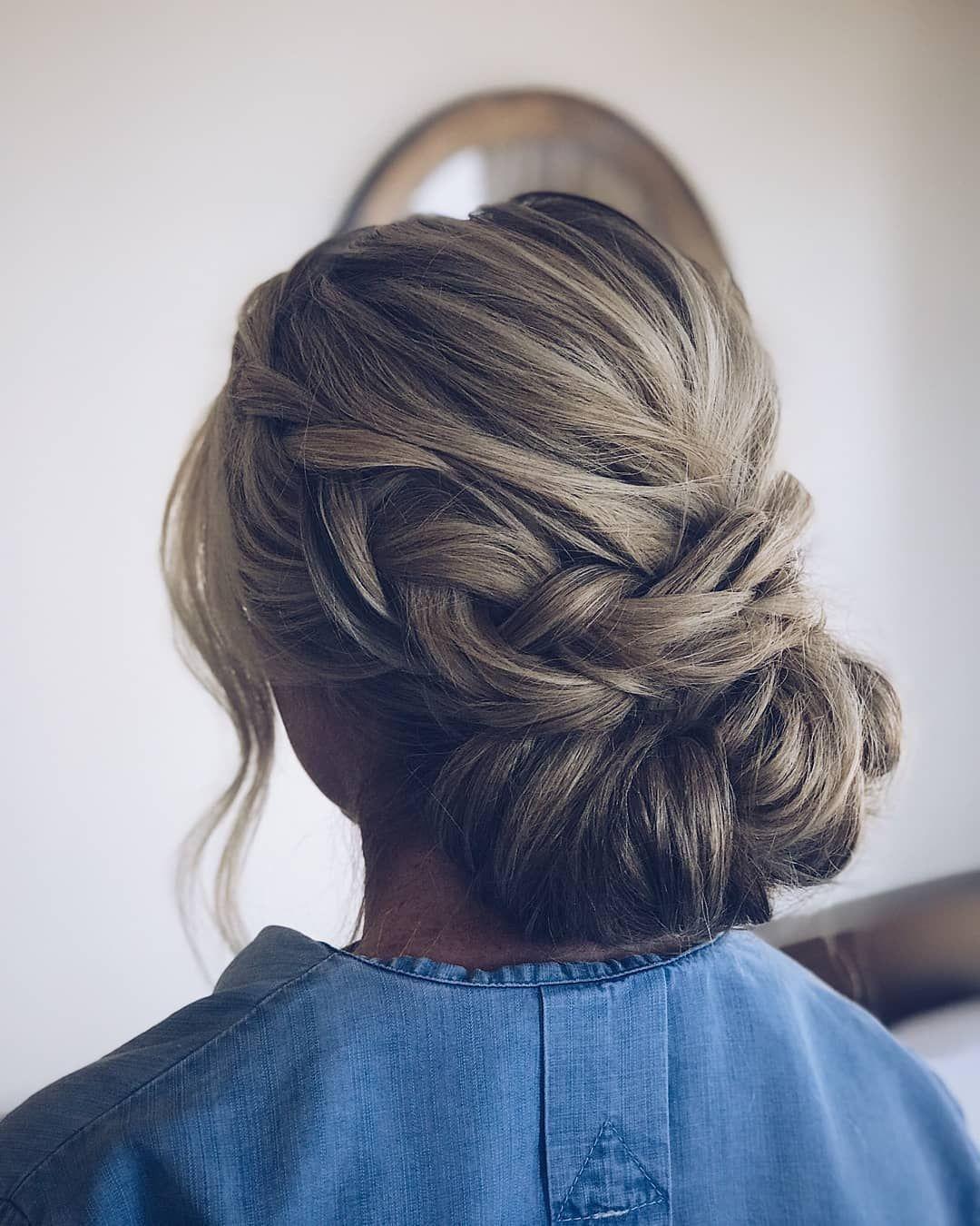 34 Beautiful Wedding Hairstyle Inspiration Bridal Updo Textured