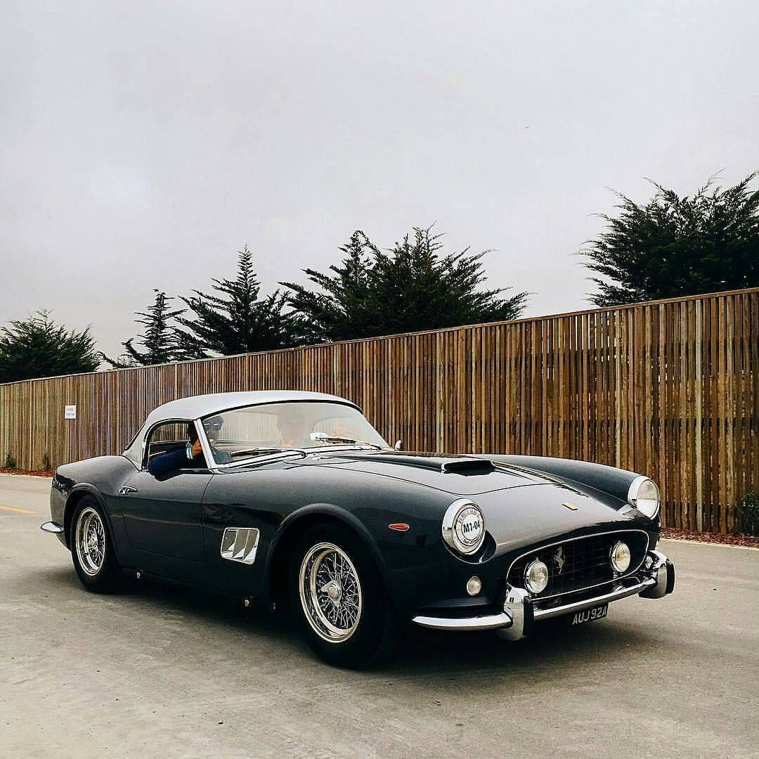 Is this the most beautiful classic Ferrari? 250GT California Spider ...