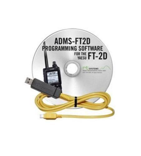 RT Systems Original ADMS-FT2D USB Programming Software 5 0