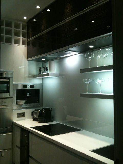 Glass Splashbacks London. Glass Splashbacks Kitchens & Bathrooms, UK ...