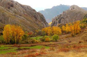Diez paisajes fabulosos para el otoño